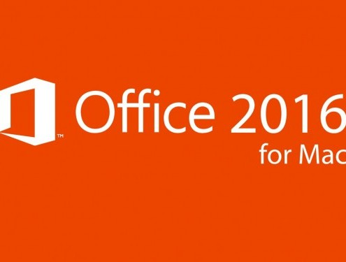 Office 2016 mac