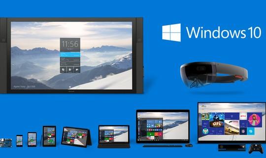 Windows 10 producten